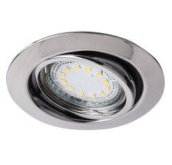 Lite circle spot adj.GU10 LED3x3W chrome