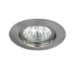 Spot relight fix GU5.3 satin chrome