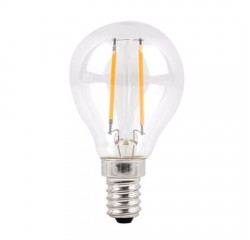 Dimmable Filament E14 G45 4W 2700K