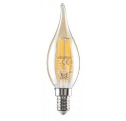 LED filament E14 4W, 350 lm, 2700K