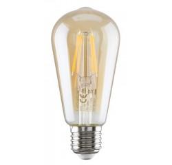 LED filament ST58 E27 6W, 510 lm, 2700K