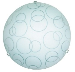 Ada ceiling D25 E27 60W, white