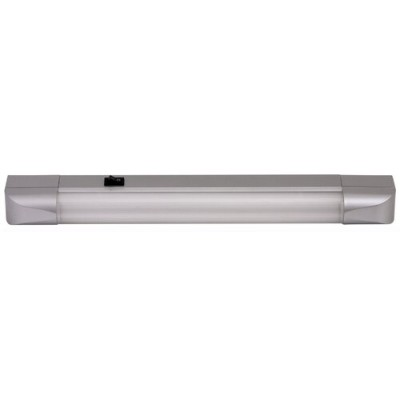Band light wall lamp T8 10W silver
