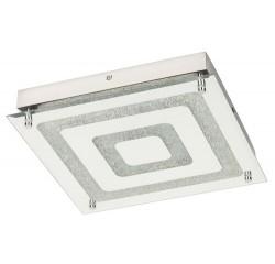 Dagmar ceiling 300x300 LED 21W chrome