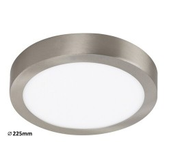 Lois ceiling,surface m.,LED18W,round,chr