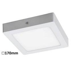 Lois ceiling,surface m.LED12W,square,wht