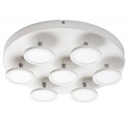 Elsa ceiling LED 7x6W,matte white