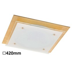 June ceiling,LED24Wgoldfoiled/white