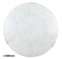 Andra ceiling,400x60mm,LED18W,w/chrome