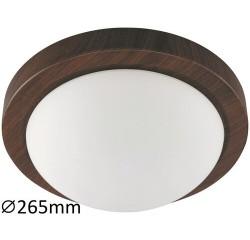 Disky ceilingD26 E27 40W wenge