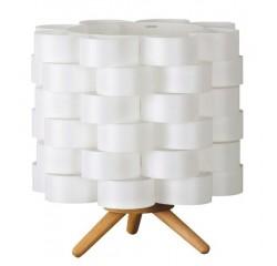 Andy nordic table, E14 1x40W, white