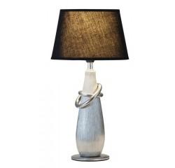 Evelyn desk lamp E14 max40W chrome/black