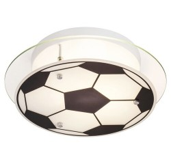Frankie ceiling E27 1x14W,chrome/black