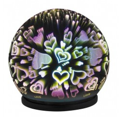 Laila decor LED lamp