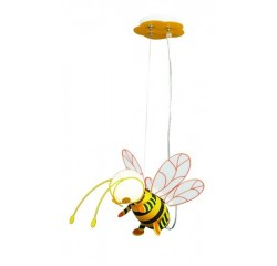 Bee children pendant E27 1x40W