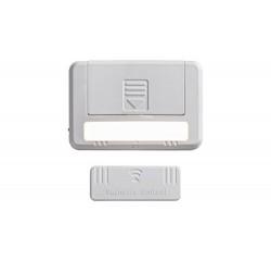 Magnus, drawer and cabinet light, with magnet, white,built in LED 0,5W 3000K, 2pcs/set