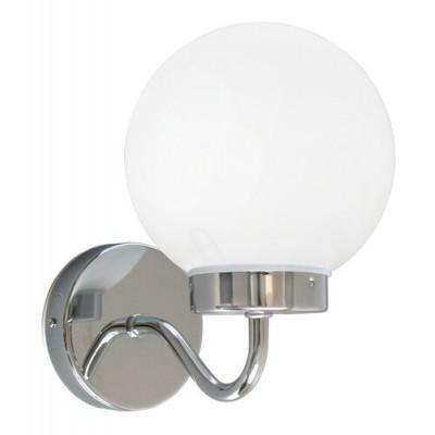 Togo bath lamp E14,1x40W chrome IP44