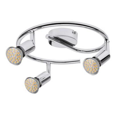 Norton LED spot GU10 3x3W chrome