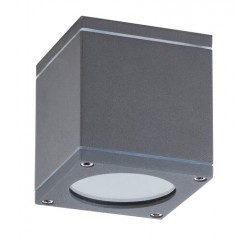 Akron outdoor wall GU10 35W gr.grey IP54