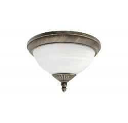 Madrid garden ceiling E27 60Wa.gold IP43